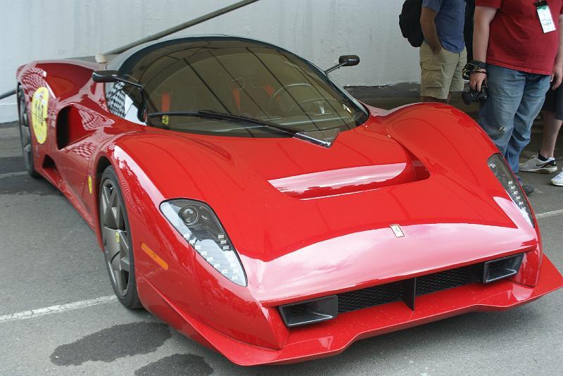 Goodwood Festival Of Speed 2007ferrari Enzo P4