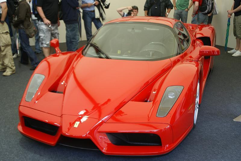 Goodwood Festival Of Speed 2007ferrari Enzo